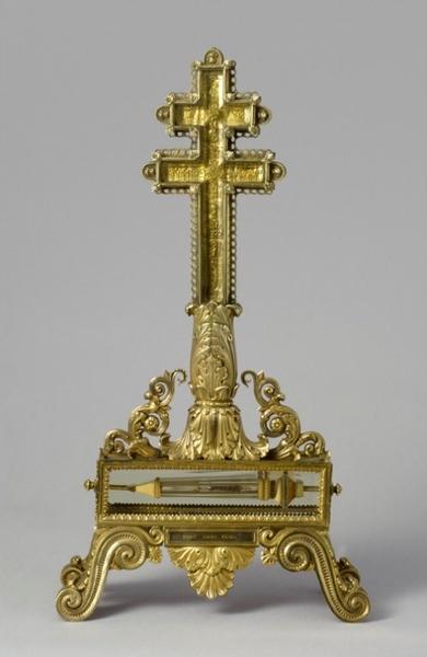 Reliquaire de la Croix dite Palatine