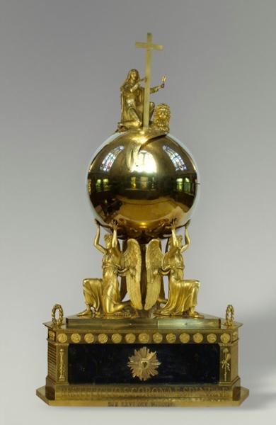 reliquaire de la Sainte Couronne d'épines
